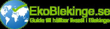 EkoBlekinge guide till hållbar livsstil